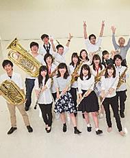 帝京平成大学吹奏楽部
