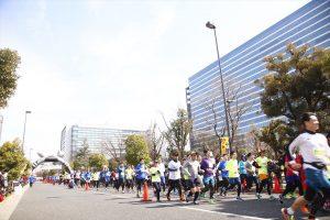 中野ランニングフェスタ2017