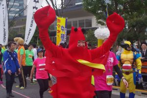 中野ランニングフェスタ2018